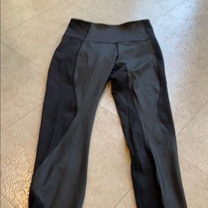 lululemon leather leggings